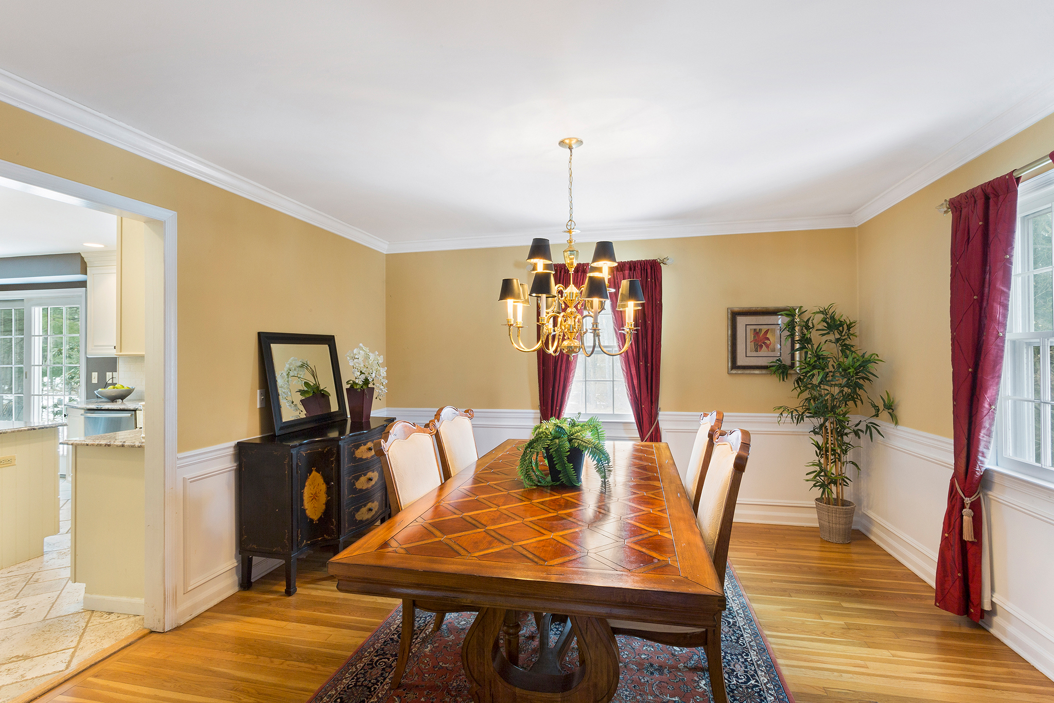05 14 Keats Road Tewksbury Township — Dining Room
