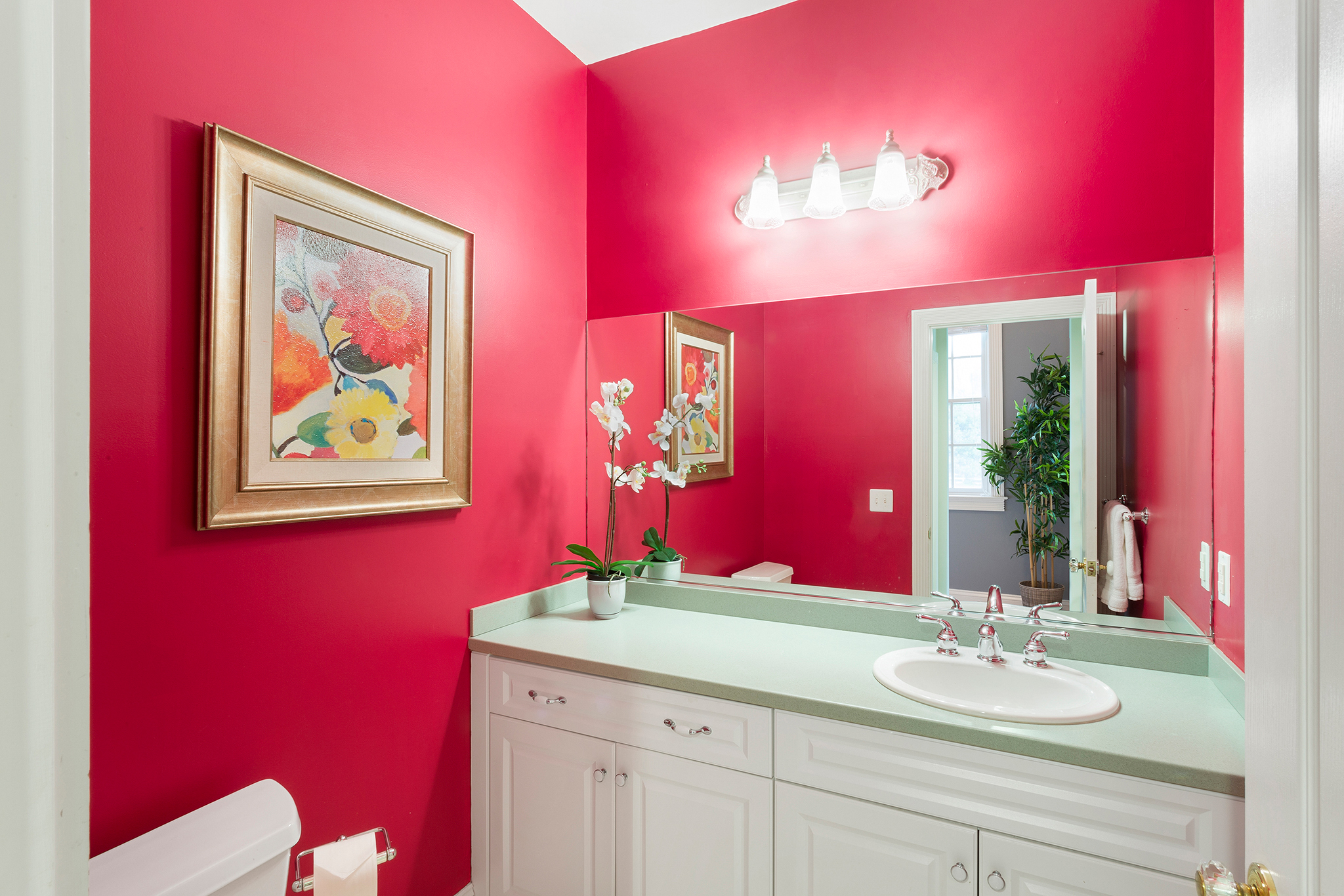 14a 98 Fairmount Road West Tewksbury Township — powder room 1
