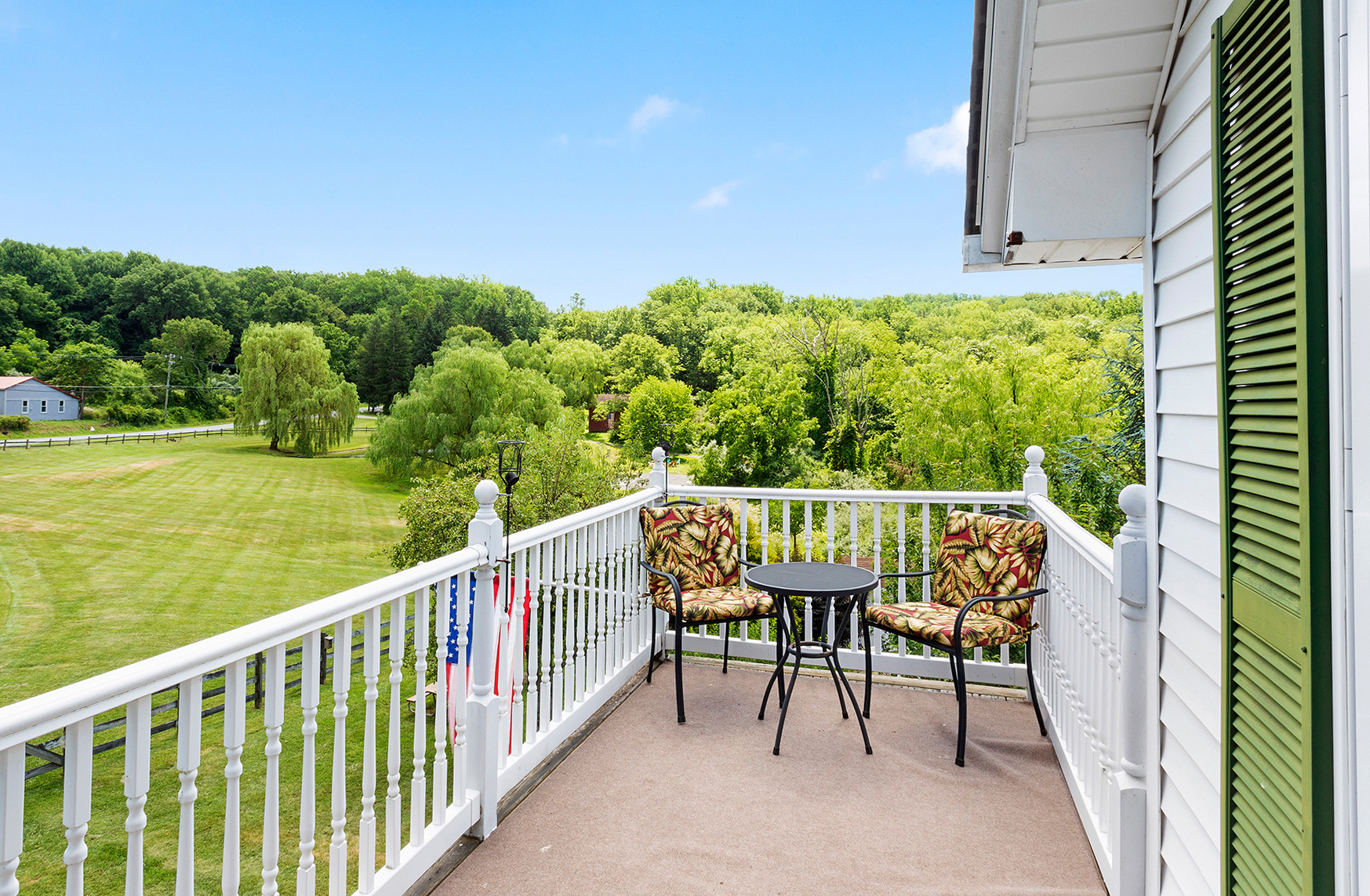 11 43 Hoffmans Crossing Road Lebanon Township –MBR balcony