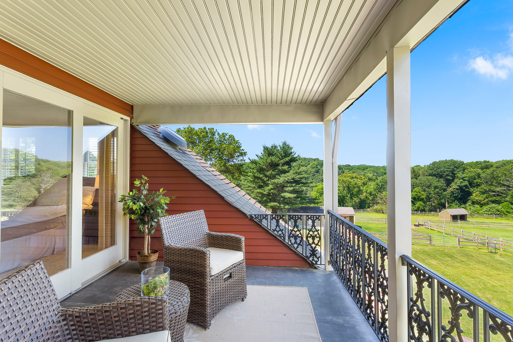14 7 Scarlet Oak Road Tewksury Township — MBR Balcony