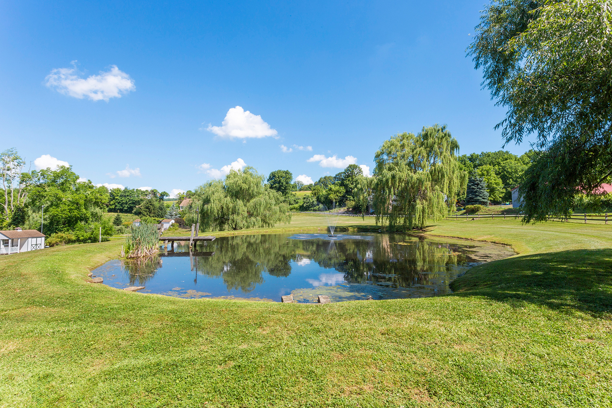 22 43 Hoffmans Crossing Road Lebanon Township –pond 2