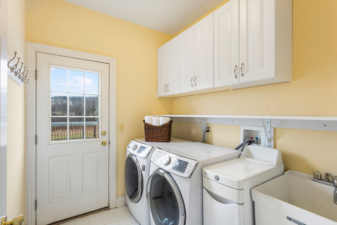 25 193 Old Turnpike Road Tewksbury Township — Laundry Room