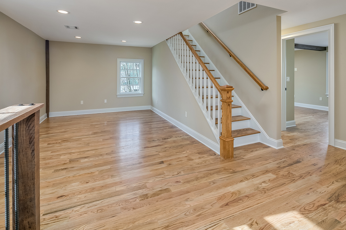 12 46 Old Turnpike Road — main floor to bedroom view