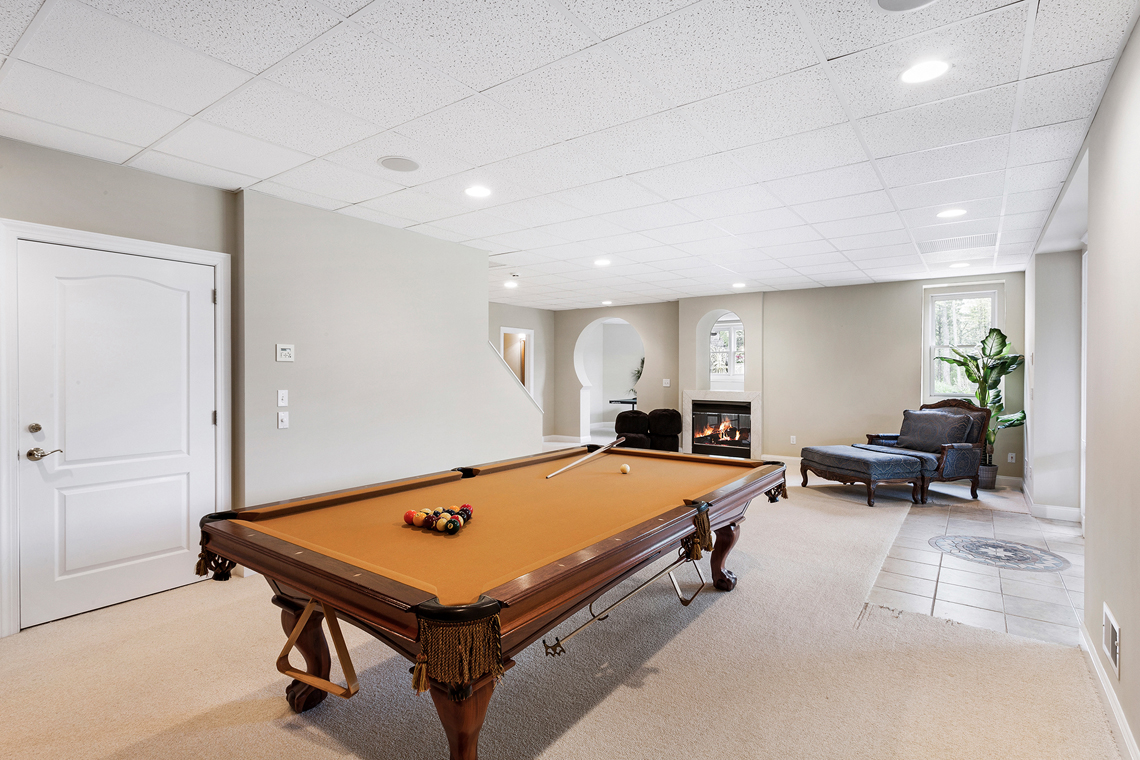 21a 30 Homestead Road Tewksbury Township — basement view 2