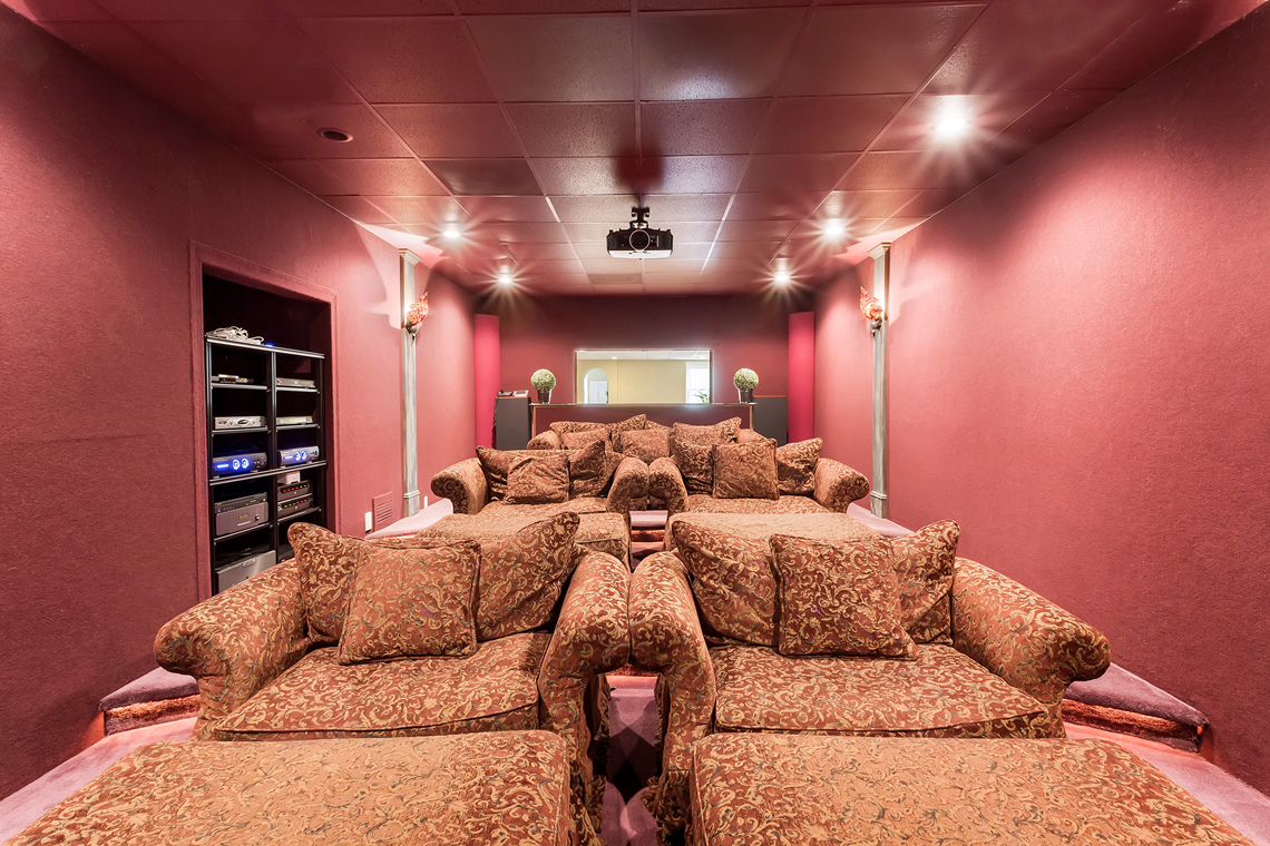 22a 30 Homestead Road Tewksbury Township — theater room 2