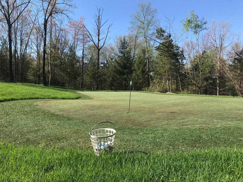25c 30 Homestead Road Tewksbury Township — putting green view