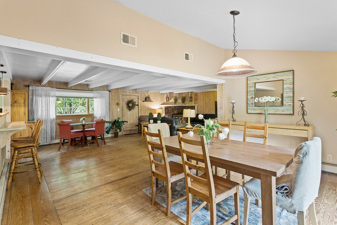 04A 29 Sawmill Road Tewksbury Township — Dining Room View