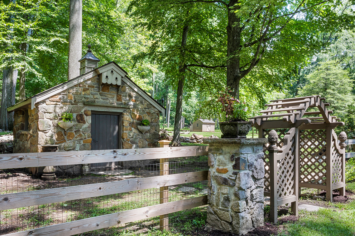 16 111 Dreahook Road Readington Township — Stone Shed