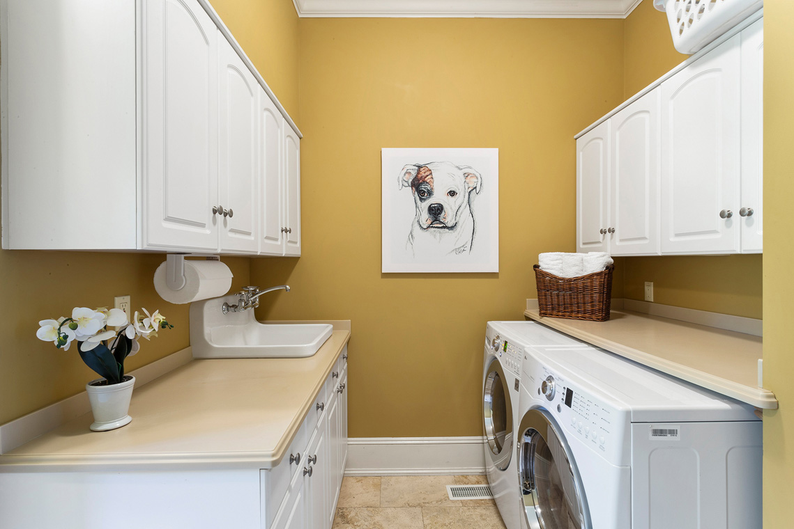 10a 31 Welsh Road Tewksbury Township NJ — laundry room