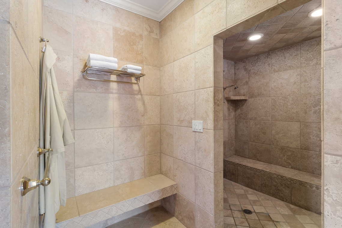 12a 31 Welsh Road Tewksbury Township NJ — master bathroom shower room