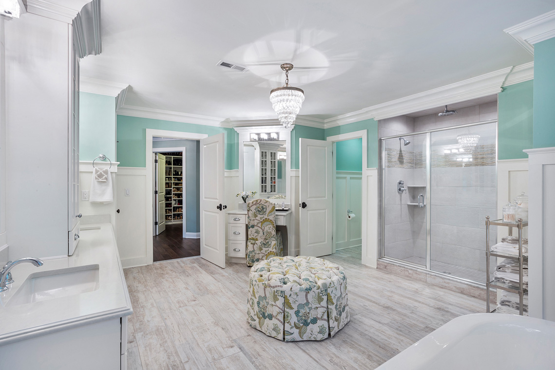 13 14 Old Mine Road Tewksbury Township — Master Bathroom