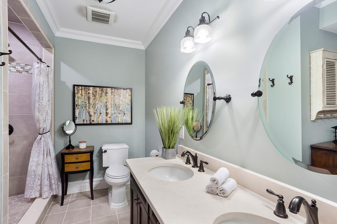 21 14 Old Mine Road Tewksbury Township — Lower Level Bathroom