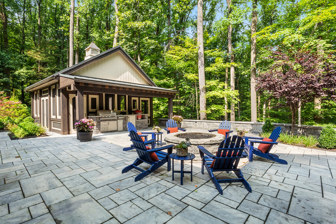 23 14 Old Mine Road Tewksbury Township — Patio