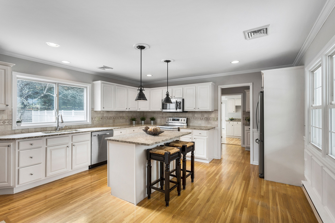 08 11 Sutton Road Tewksbury Township — Kitchen from Dining Room