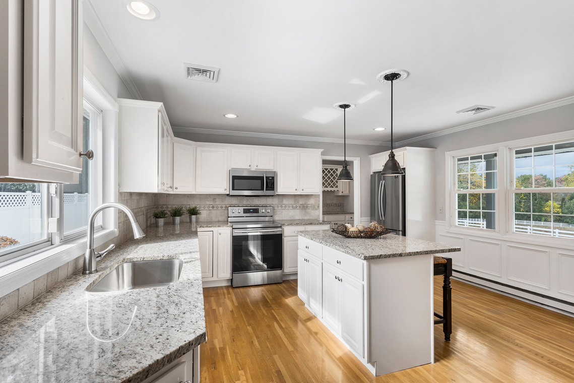 09 11 Sutton Road Tewksbury Township — Kichen from Dining Room 2